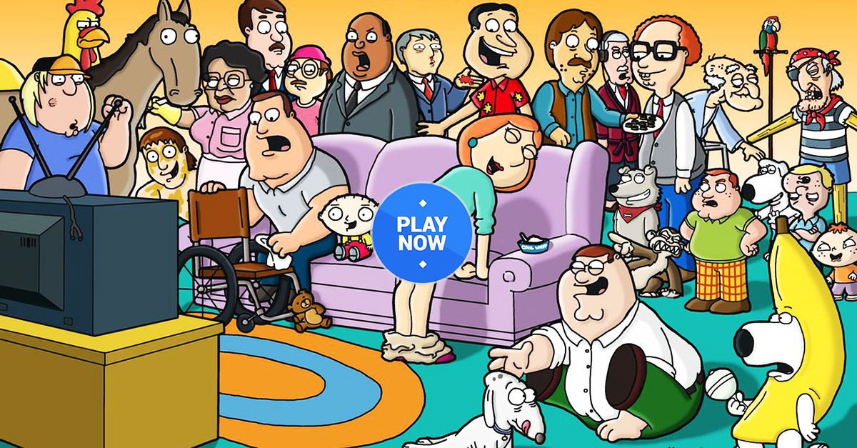 Are You The Ultimate Family Guy Fan Take The Quiz Thequiz