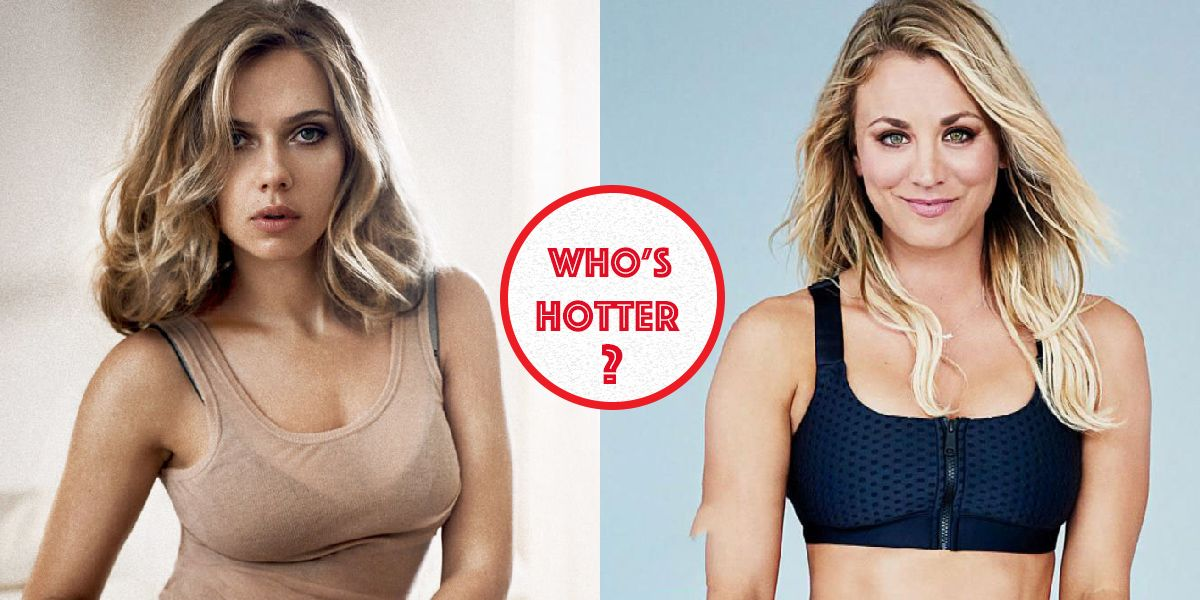 Pick The Hotter Celeb And Well Tell You If Youve Got Game!