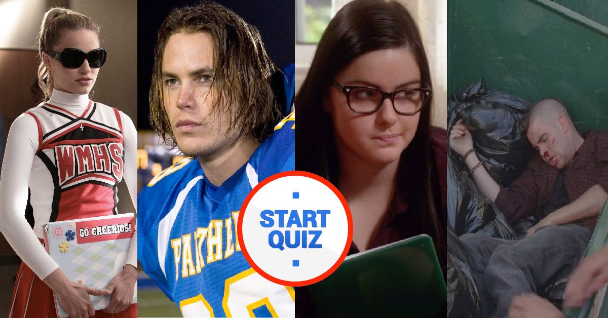 Are You The Nerd, The Jock, The Cheerleader, Or The High School Dropout?