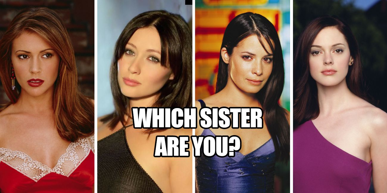 Which Halliwell Sister Are You? | TheQuiz