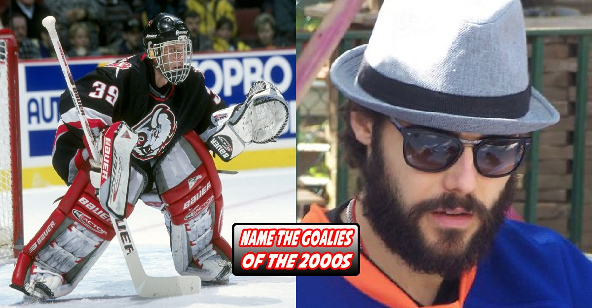Can You Name These Nhl Goalies Of The 00s Thequiz