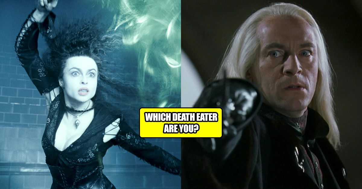 Take This Harry Potter Test, And We'll Reveal Which Death Eater You Are!