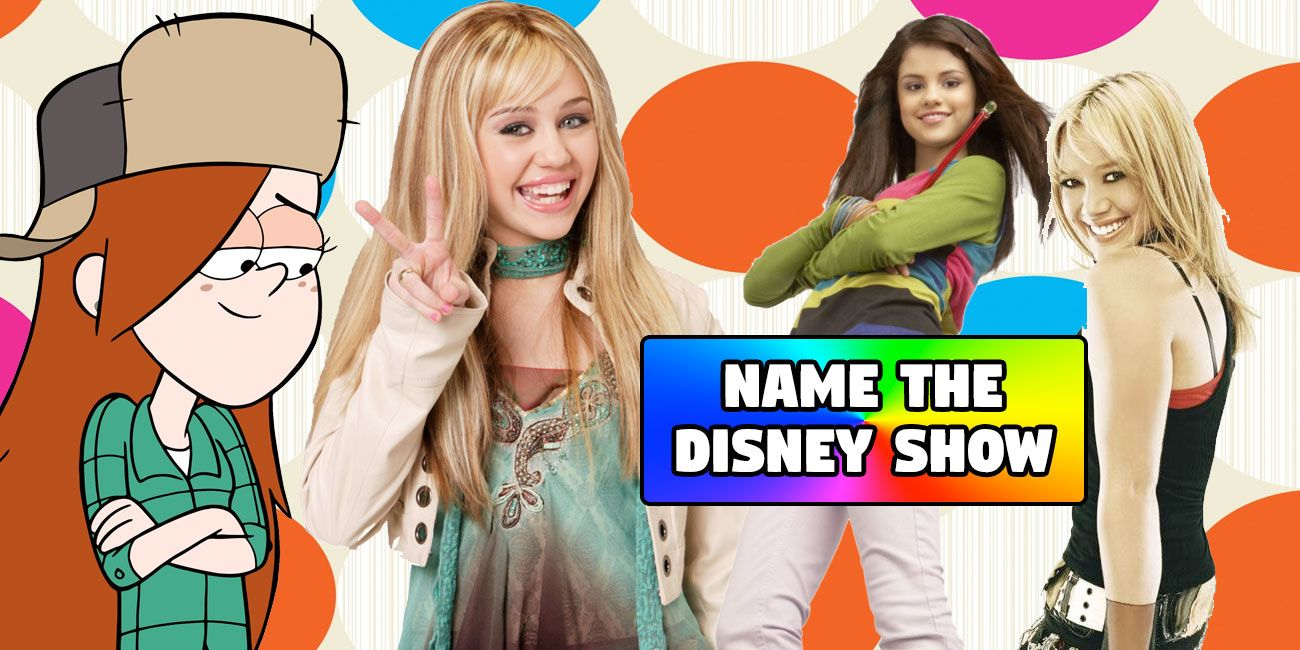 only a 00s kid can match the disney channel character to the show
