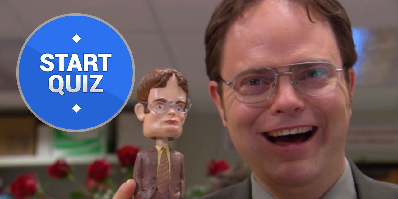 who does dwight hook up with at pams wedding