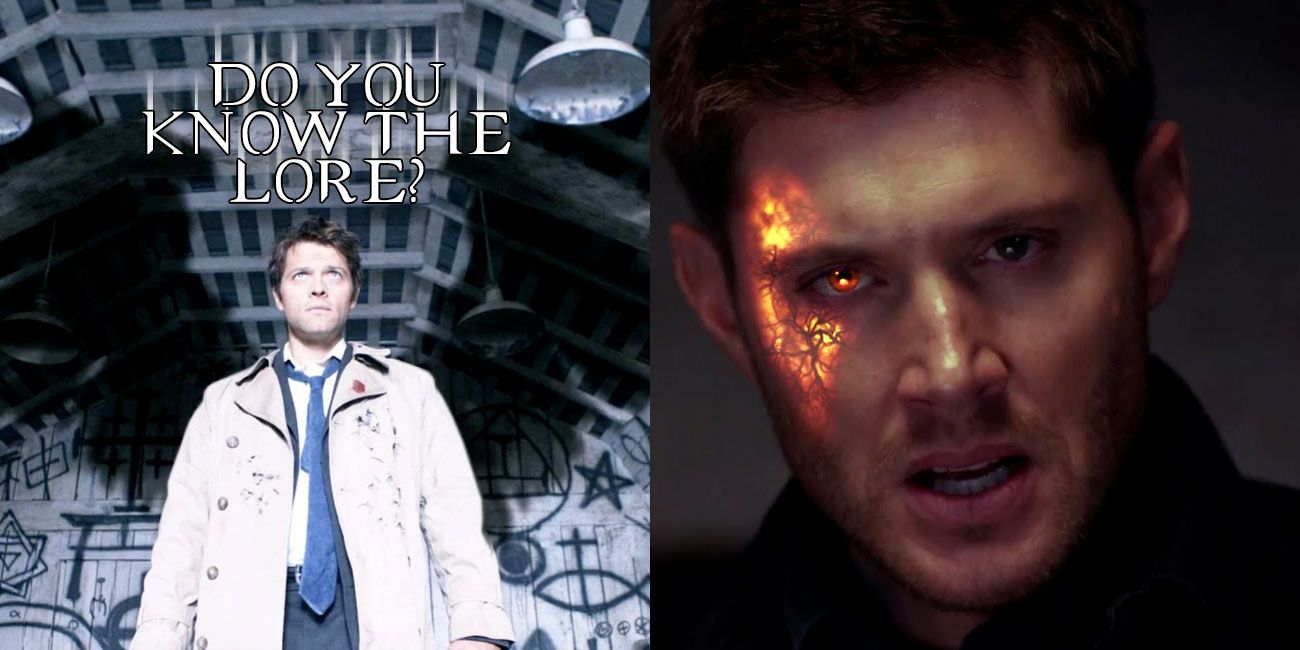 Do You Know Your Supernatural Lore? Take The Quiz To Find Out