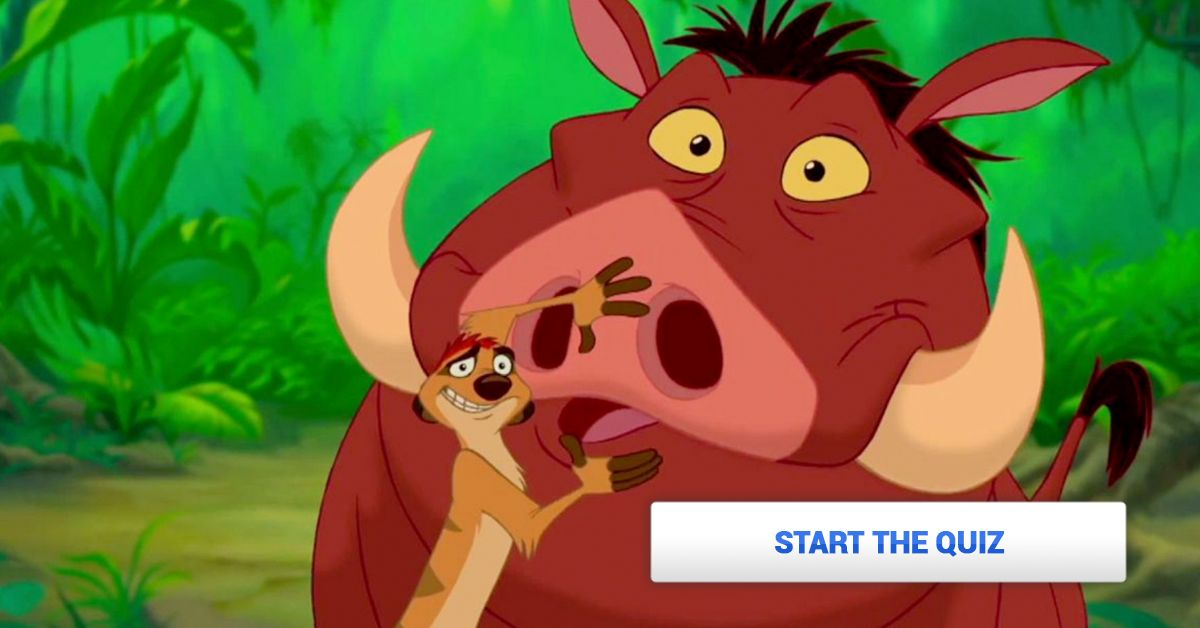 Can You Name These Disney Movies Just By Seeing The Sidekick?