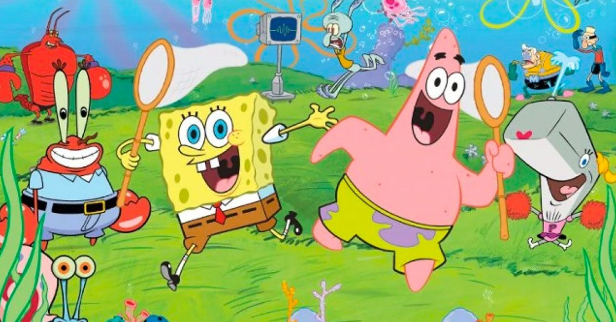 If You Cant Name These Spongebob Characters Youre A Total Squidward