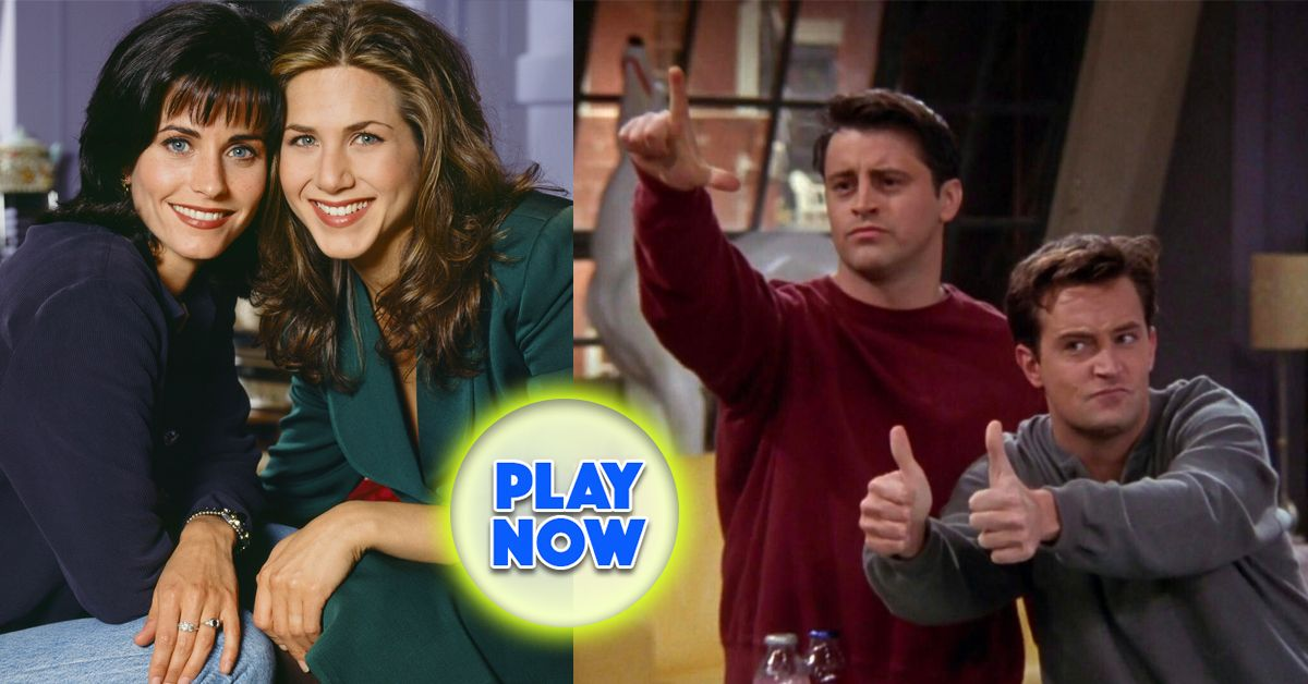 Only Chandler Bing Could Get 100 On This Monica Geller Quiz