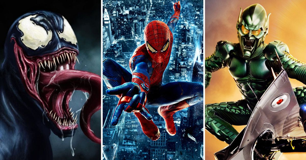 Even Diehard Fans Can't Name All These Spider-Man Villains. Wanna Try?