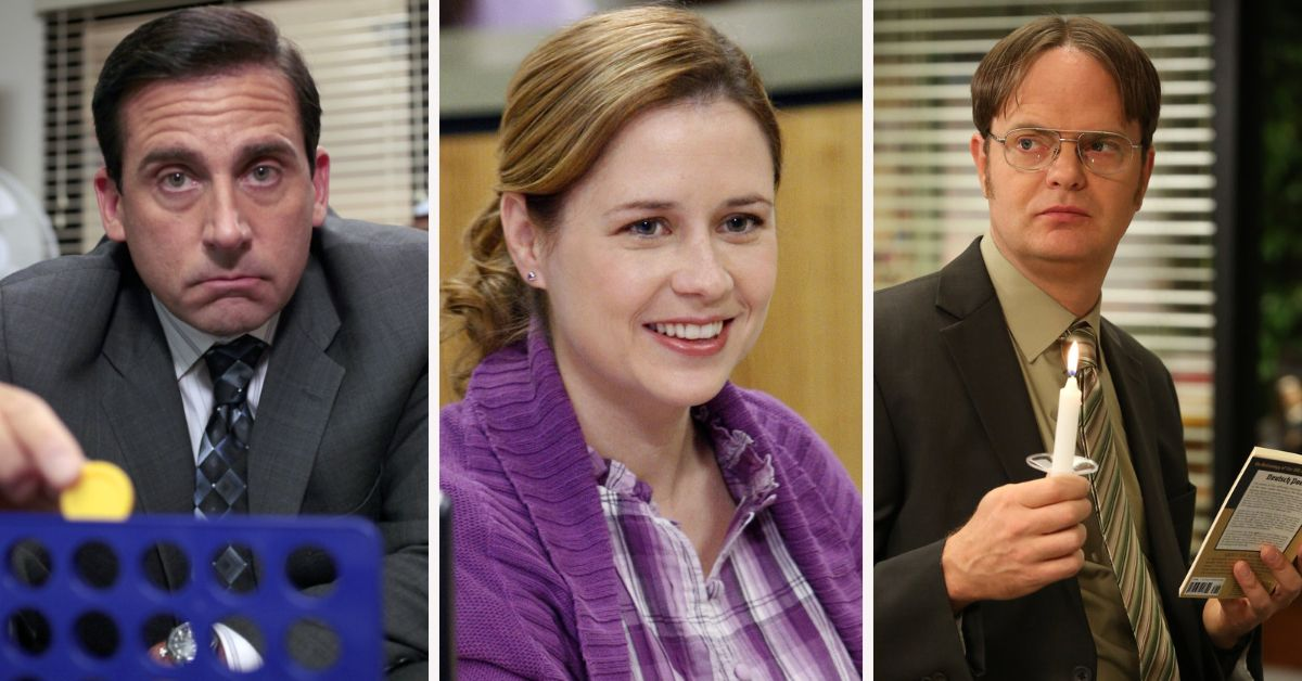 Who Can Name 100 Of These Office Characters Thequiz