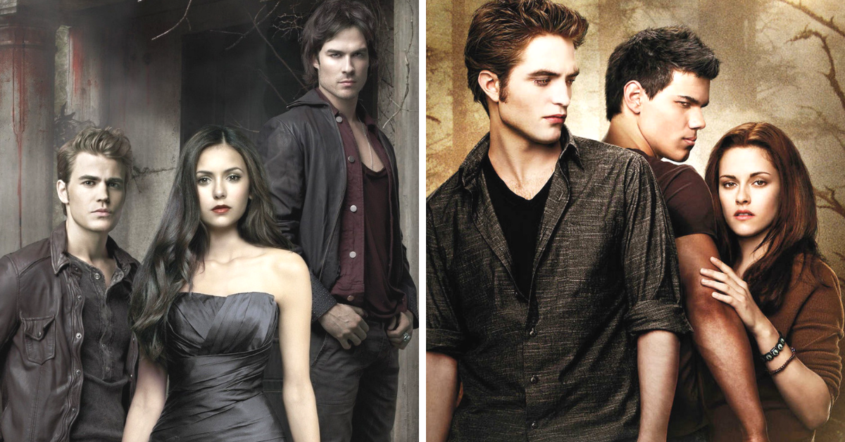 Take This Vampire Quiz To See If You're Bella Swan Or Elena